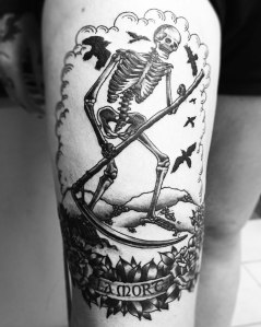 el morte tattoo