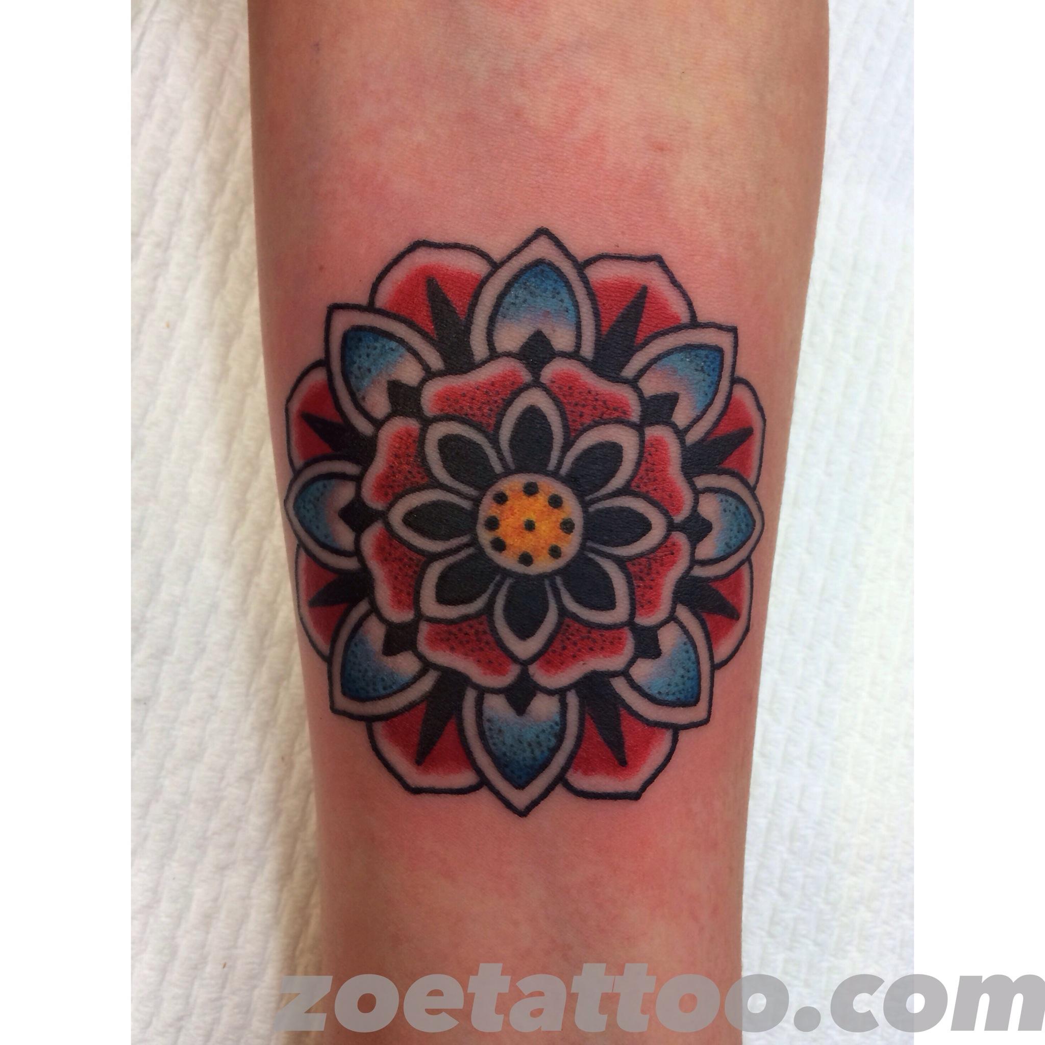 Melbourne Tattoo: Tattooer. Melbourne. Australia